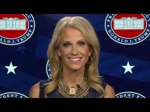 Conway: Trump has