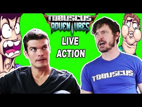 Tobuscus Adventures [LIVE ACTION]