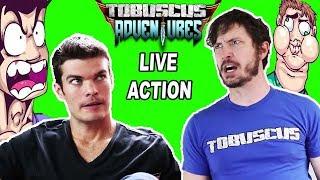 Tobuscus Adventures [LIVE ACTION]