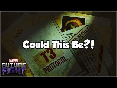 TIER 3!! THIS IS GONNA BE *HUGE* (Sneak Peek #2)  - Marvel Future Fight