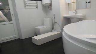 ванна совмещенная  с туалетом, совмещенная ванная