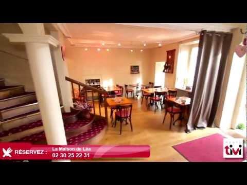 La Maison De Léa, Crêperie, Restaurant à Binic (22), Côtes-d'Armor En Bretagne