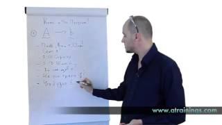 Как создать онлайн тренинг за неделю   1 урок