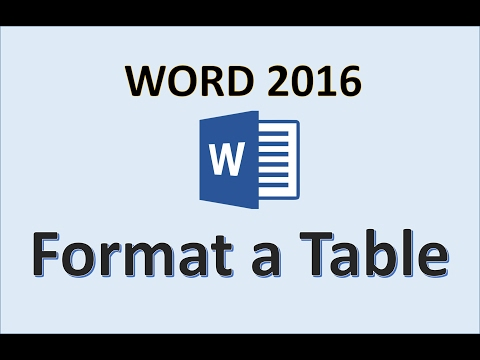 word-2016---formatting-tables---how-to-format-a-table-in-microsoft-office-365---make-tables-tutorial