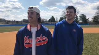 Walk and Talk with SUNY New Paltz Baseball's Conor Donachie