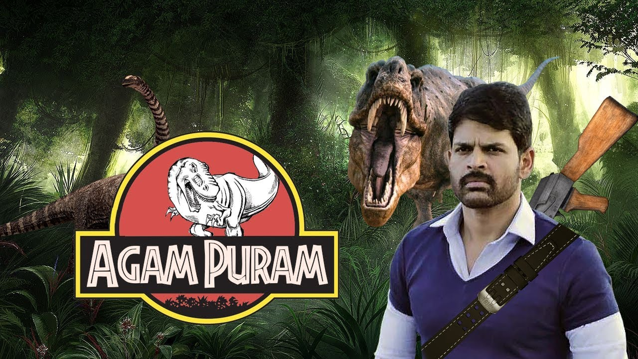 Agam Puram Latest Hindi Dubbed Movie 2018 | Shaam | Meenakshi | Anandraj | Kashmira Shah |