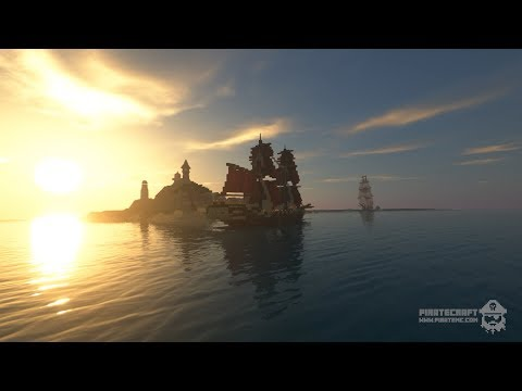 PirateCraft Trailer