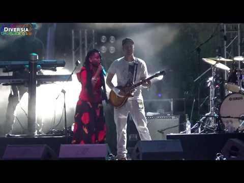 NKULEE DUBE & THE NEW GENERATION BAND - LIVE - ROTOTOM SUNSPLASH 2017