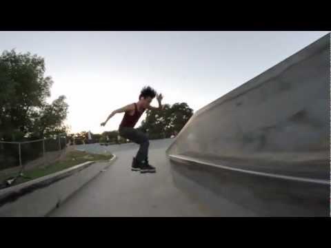 RW at Rocklin Skatepark