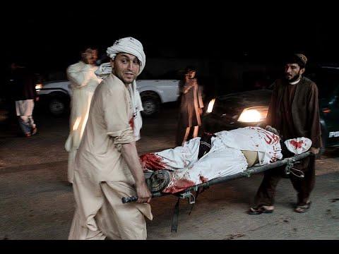 قتلى وجرحى بتفجير عند مدخل استاد رياضي بافغانستان  - نشر قبل 10 ساعة