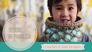 Knit Regan Cowl Tutorial