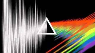 Pink Floyd - Brain Damage (Omega Remix) - TissueMatter Visual