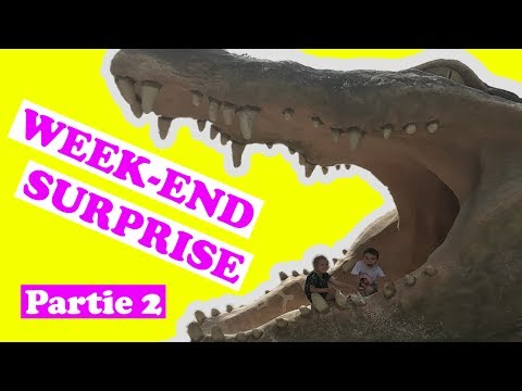 🎡Week-end SURPRISE à Ok CORRAL !!! Parc d'attractions 🎢 - KID STUDIO TEST