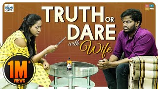 Truth or Dare With Wife || Racha Gang || Tamada Media