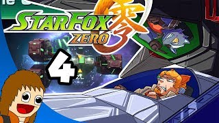 Star Fox Zero: The Speed of Omega - Part 4