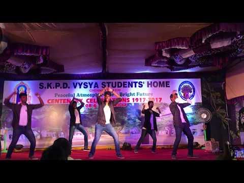 Dance Performance by SKPD Hostel Students