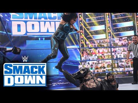 Natalya & Tamina vs. Nia Jax & Shayna Baszler: SmackDown, April 30, 2021