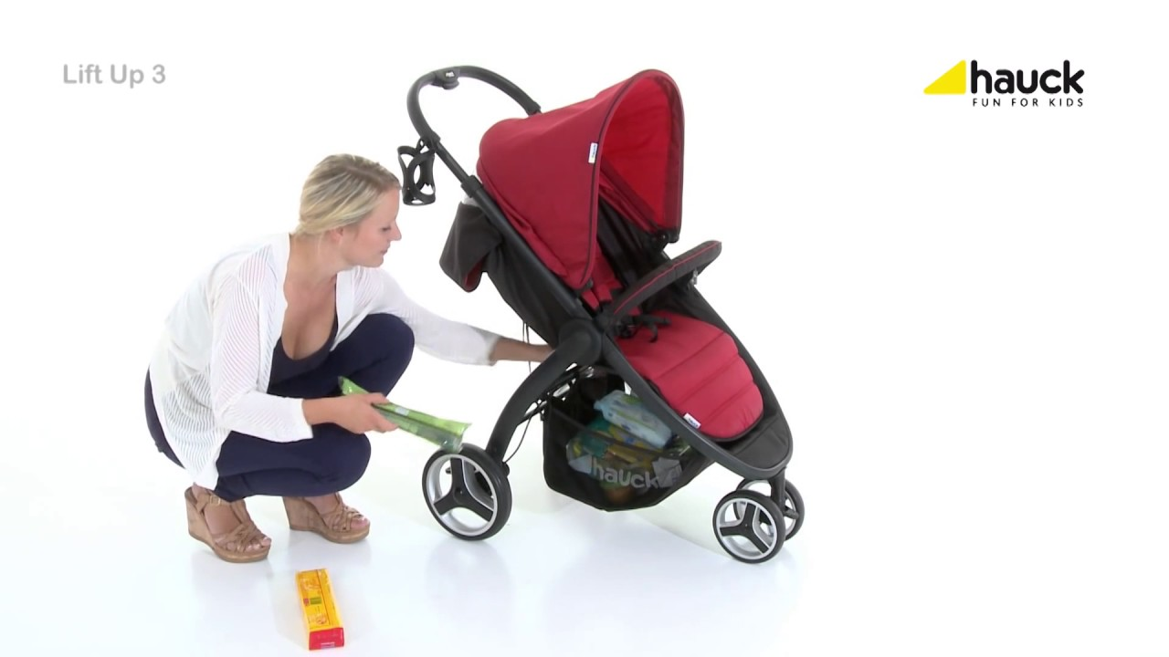 Hauck Shopper Slx Travel System Youtube Hauck Lift Up 3 Jogger Stroller