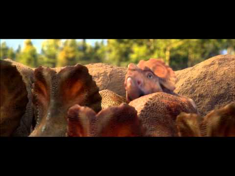 Walking With Dinosaurs Official Movie Trailer #2 [HD]