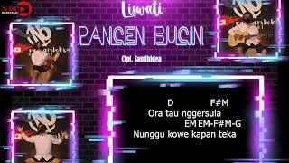 Pancen Bucin - Liswati ( Official Karaoke Acoustic + Chord )