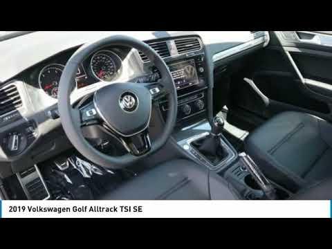 2019 Volkswagen Golf Alltrack Boulder Colorado M514279