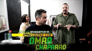 Pepe Aguilar - El Vlog 140 - Anécdotas con Omar Chaparro