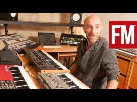 Vitalic Studio Studio Tour With Future Music