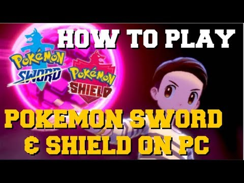 HOW TO PLAY POKEMON SWORD AND SHIELD ON PC WITH YUZU EMULATOR GUIDE 2020 (FULLY PLAYABLE) (UPDATED)