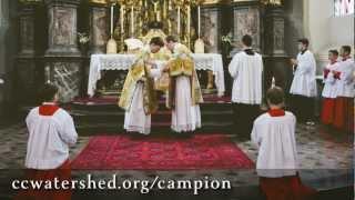 "Patronage of St. Joseph, 1904 Recording, Dom Mocquereau, Alleluia ""Fac nos innocuam"""