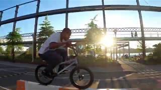 Brooklyn streets (raw footage)
