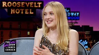 Dakota Fanning Is Hannah; Will Forte Is Orville