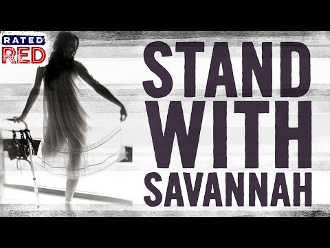 Stand with Savannah