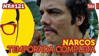 Narcos: Primeira Temporada Completa - Netflix - NERD RABUGENTO