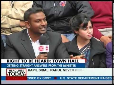 Kapil Sibal talks about Rahul Gandhi's first interview
