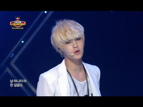 MR,MR - Waiting For You, 미스터미스터 - 웨이팅 포 유 Show Champion  20130710