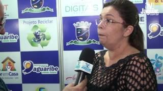 FENERJ Jaguaribe - Ana Patricia exalta o desafio vencido diante do sucesso da Feira