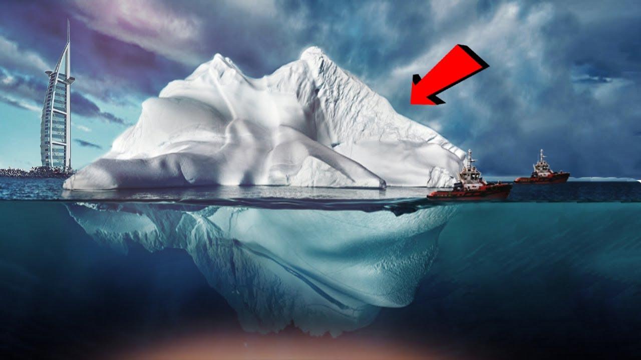 อะไรจะเกิดขึ้น เมื่อประเทศอาหรับวางแผนลากภูเขาน้ำแข็ง มาสู่ตะวันออกกลาง