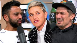 Ellen Losing Her Show Is Karma For Being A B!tch ::BONUS CLIPS:: | Andrew Schulz and Akaash Singh