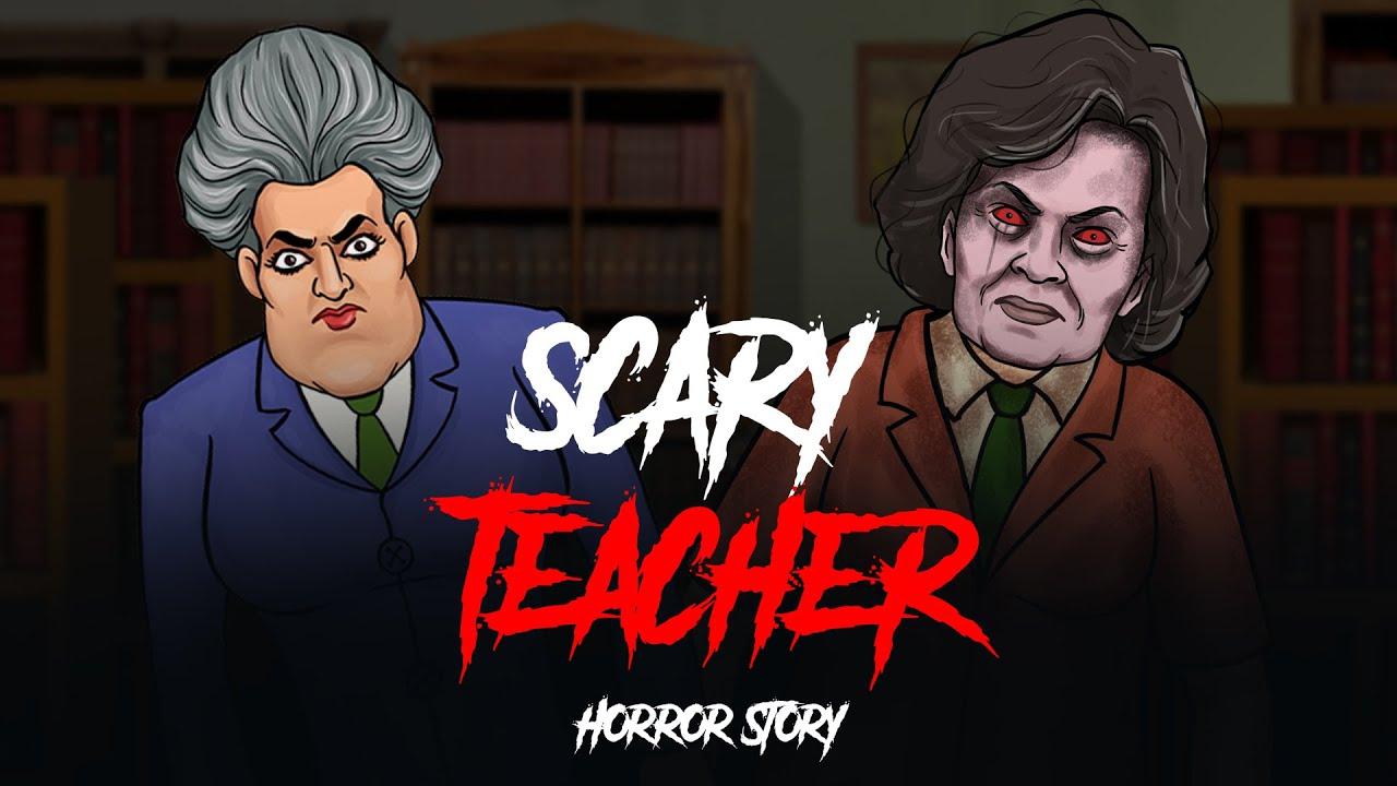 Scary Teacher – Horror Stories in Hindi | Teachers Day Special | सच्ची कहानी | Khooni Monday E133🔥🔥🔥