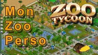FR| Zoo Tycoon 1 - Présentation De Mon Zoo