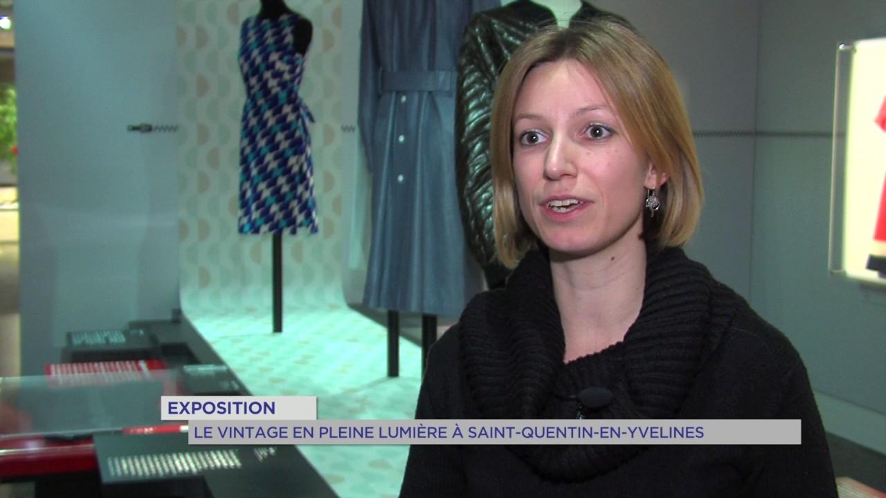 Exposition : Le Vintage en pleine lumière à Saint-Quentin-en-Yvelines