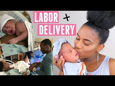 MY LABOR & DELIVERY STORY! MEET BABY RYAN!!!