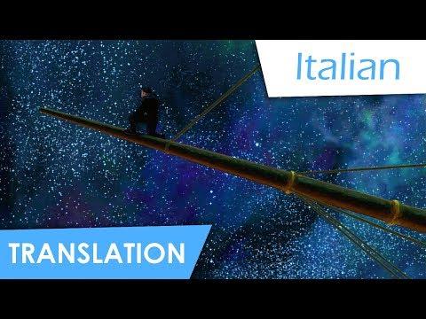 I'm still here (Italian) Subs + Trans