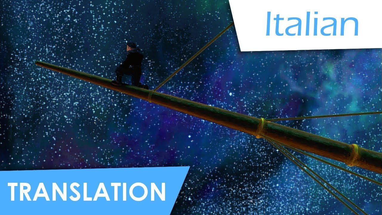 I M Still Here Italian Subs Trans Youtube