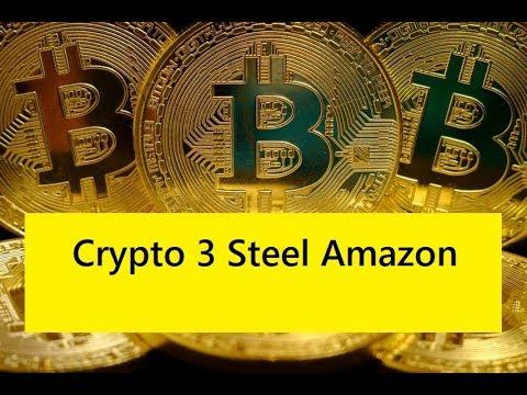 Crypto 3 Steel Amazon | Simple Hardwallet Back Up