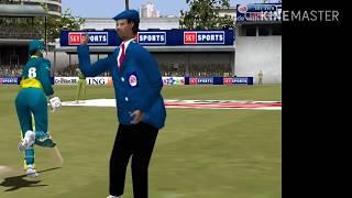 EA Cricket 2002 Sri Lanka Vs Pakistan Gameplay