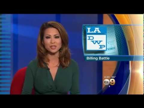 KCAL TV-9 Los Angeles: LADWP Settlement Is Bad For Consumers Says Group