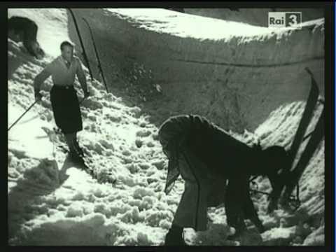 6 - Der weiße Rausch - 1931 - Fanck
