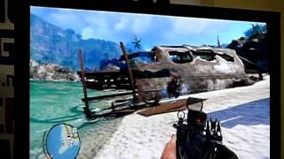 Far Cry 3 short demo clip @ London Comic Con 2012