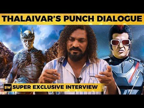 Stunt Silva Reveals   Rajinikanth   Shankar